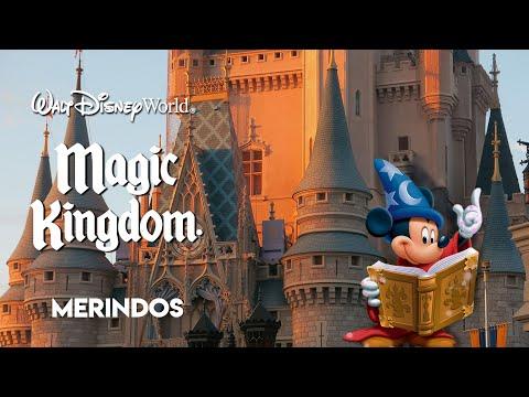 DISNEY MAGIC KINGDOM - ORLANDO - 2018 - VIAGEM FLORIDA