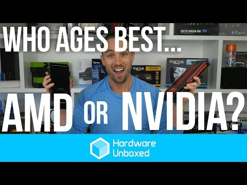 Who Ages Best: AMD or Nvidia?