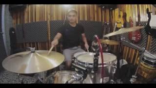 24K Magic - Bruno Mars Drum Cover (Drumizta)
