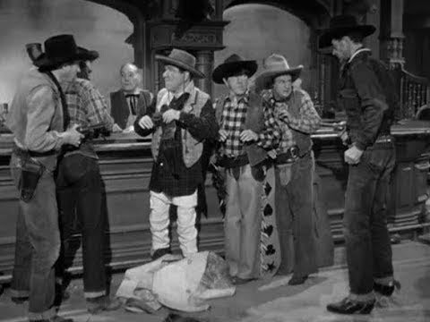 The Three Stooges 120 Punchy Cowpunchers 1950 Shemp, Larry, Moe