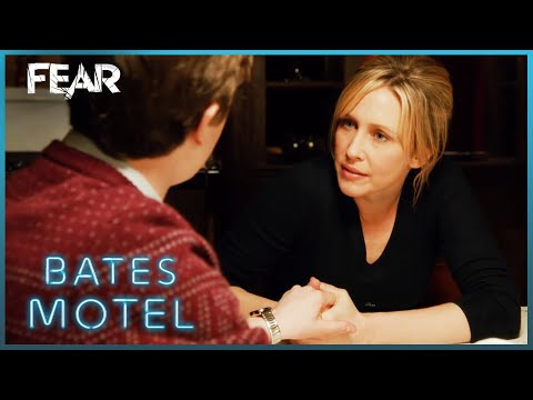 Norma Gives Norman 'The Talk' | Bates Motel