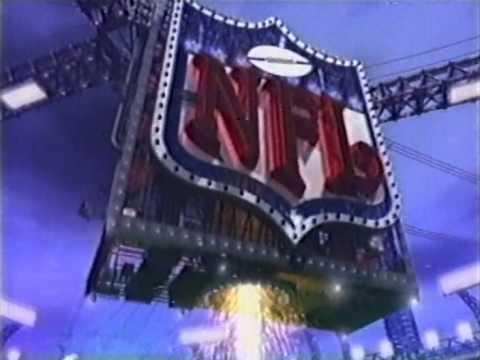 2000 NFL on CBS intro