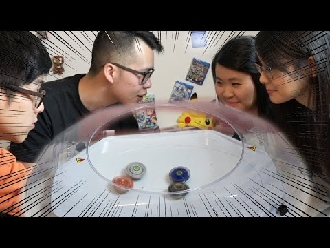 DISGUSTING JELLY BEAN CHALLENGE! - Beyblade Burst Punishment Battle!
