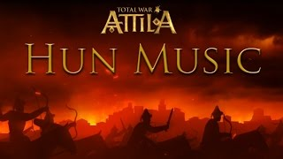 Total War: Attila - Main Menu Music (Hun Theme)