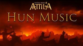 Total War Attila  Main Menu Music (Hun Theme)