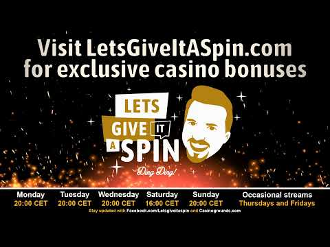 LIVE CASINO GAMES - !Vote Letsgiveitaspin!!! + !feature For Free €€🥰 (22/01/20)