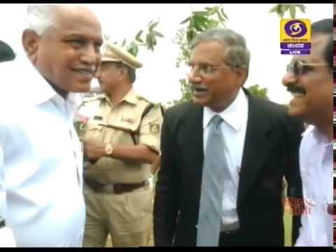 Retired IAS Officer Sri. B.R. Jayaramaraje Urs in Shubhodaya Karnataka | 10 Jan 19 | DD Chandana