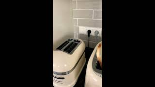 Kitchenaid vs Smeg Toaster tes…