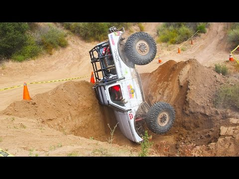 Obstacle Course and Coal Chute!! - Top Truck Challenge 2015