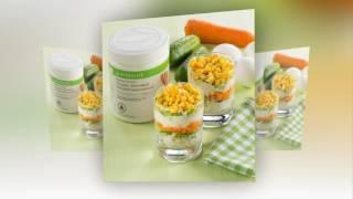 Рецепты от Herbalife: Салат