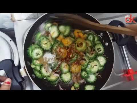 नये तरीके से बनायें करेले की सब्जी - Karele ki Sabzi Recipe in Hindi-Karela bhujiya recipe