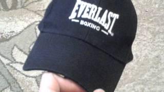 Обзор кепки Everlast!