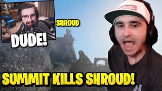Summit1g KILLS Shroud Iฑ DayZ! | Stream Highlights #54