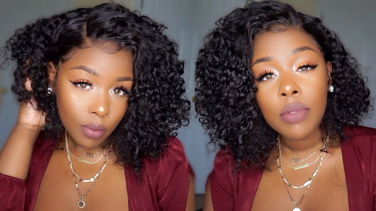 The Best Short Affordable Curly Bob Ever Starting At 112 Ft Rpghair Com