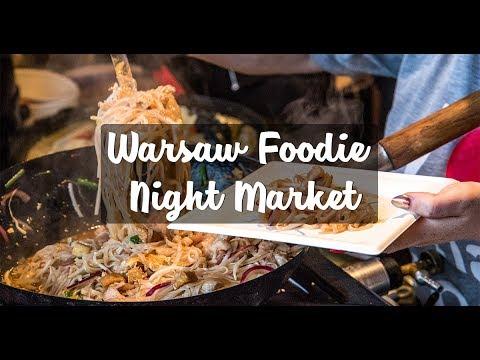 Nocny Market // Warsaw Night Market