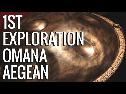 1st Explorations OMana Aegean 9 - Jean-Matthieu - Handpan no PANArt Hang (HD)