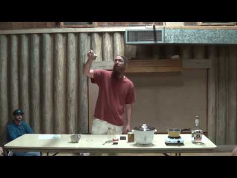 How to Make Cannabis Oil at Home with Everyday Materials with Jeff Church aka Cannabis Reverend