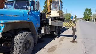 Ремонт поворотного редуктора автокрана 25 тон івановець 45717