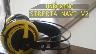 YOOO HEADSET GW UDAH SIAP YOOO - Unboxing Steelseries Siberia v2 Navi Edition