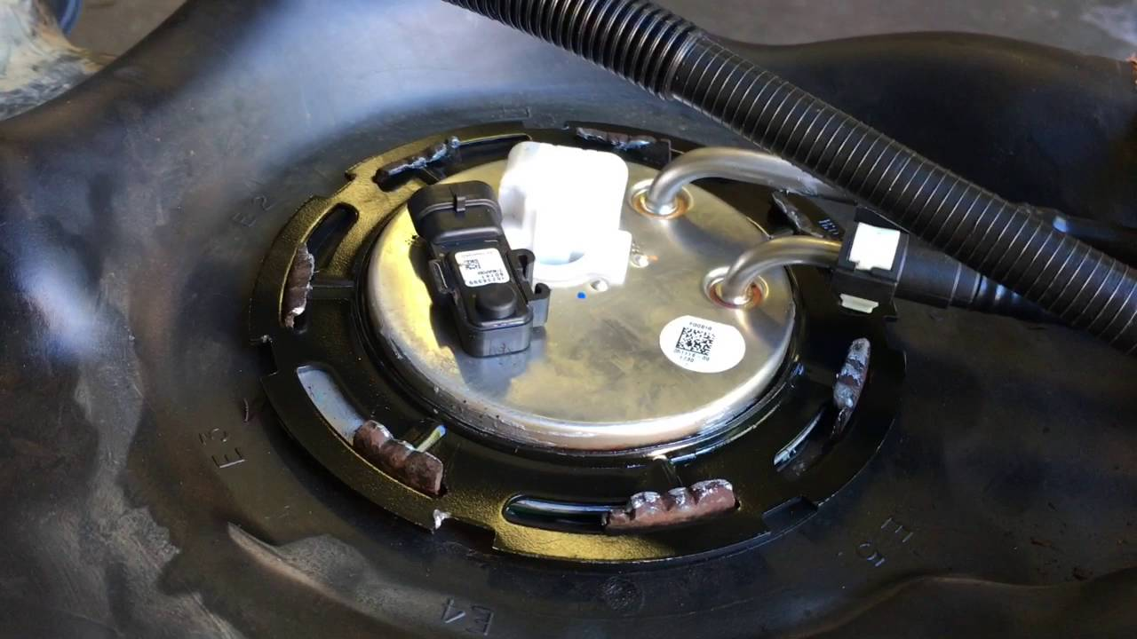 2007 Chevy Tahoe Fuel Leak