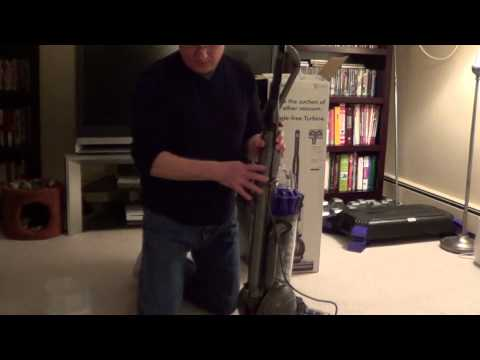 How to Assemble a Dyson Vacuum - dc 65