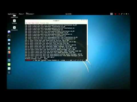 How to make WiFi and enable monitor mode on Mac with Kali Linux
