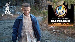 Wizard World Cleveland 2017 -  Millie Bobby Brown Panel