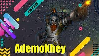 HoN Killer - Engineer Gameplay - AdemoKhey - Immortal