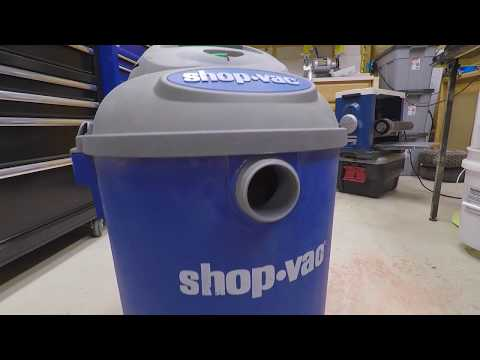 Shop Vac Repairs - Motor Replacement