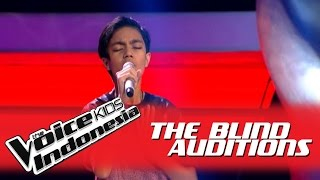"Video Christoper ""Grenade"" I The Blind Auditions I The Voice Kids Indonesia GlobalTV 2016 download MP3, 3GP, MP4, WEBM, AVI, FLV April 2018"