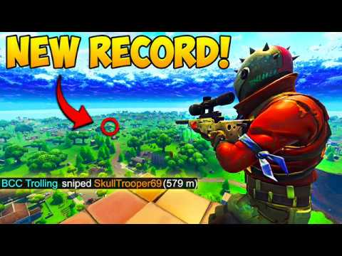 Setting New Snipe Record..!! 579M ?- Fortnite Funny Fails and WTF Moments! #250 (Daily Moments) thumbnail