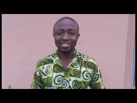 The first UNICAF graduate in Ghana