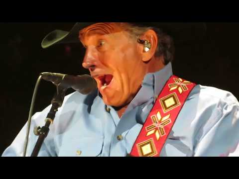 George Strait - The Fireman/2018/Austin, TX/Frank Erwin Center