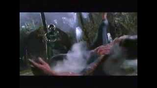 Spiderman vs The Green Goblin