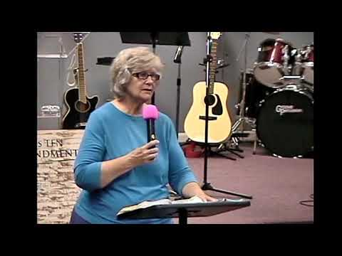 Importance of Revelation and Understanding Pastor Dorothy Traughber