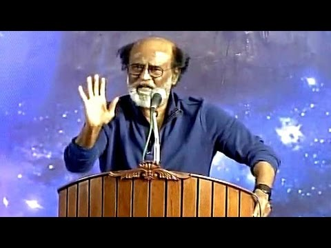 If I have to live anywhere in this world that will be in Tamil Nadu: Rajinikanth