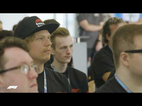 F1 Esports: The Story Of The 2018 Pro Draft, Episode One