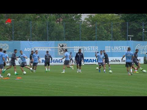 Der TSV 1860 München - die neuen Gesichter