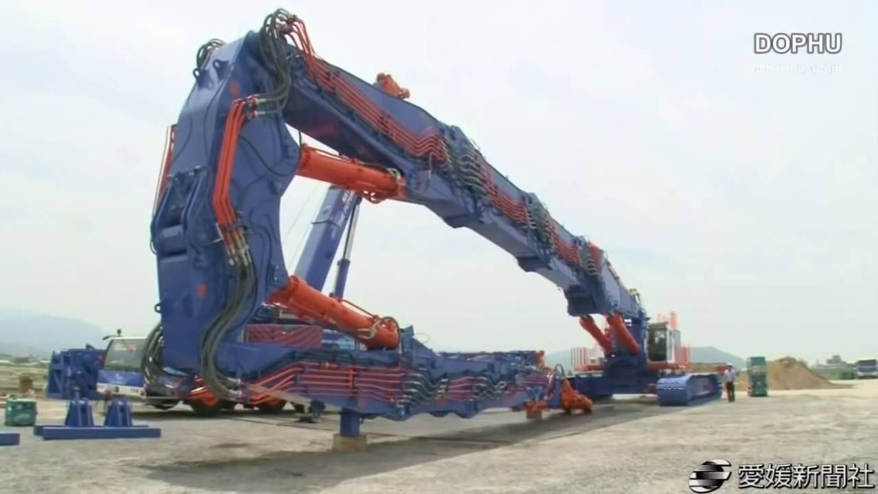 Heavy equipment largest construction vehicles in the world