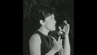 Rika Zaraï ריקה זראי - Hebrew song (live in Monaco, 1965)