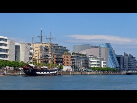 Dublin / Ireland city tour - top impressions HD !