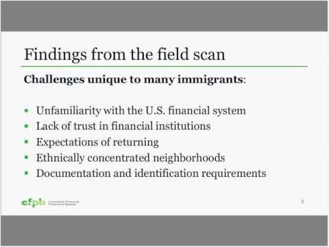 Finex Webinar: Financial education programs serving immigrant populations