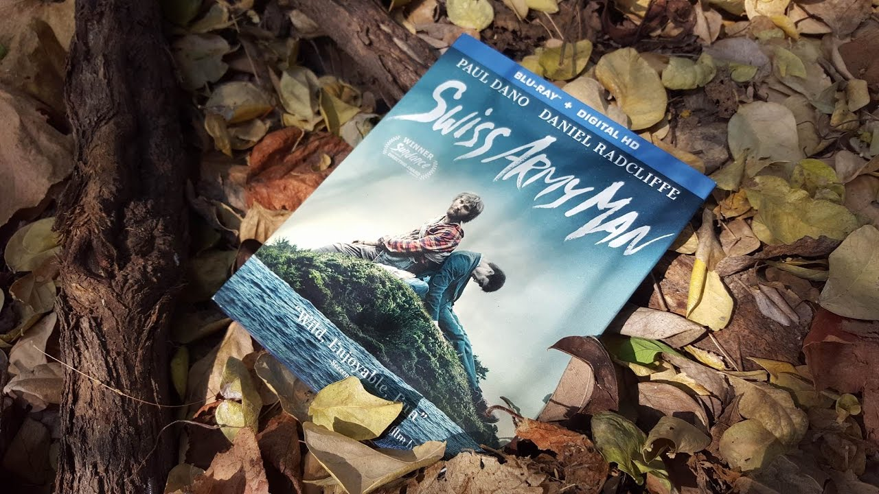 Download Swiss Army Man | Blu-ray | Unboxing