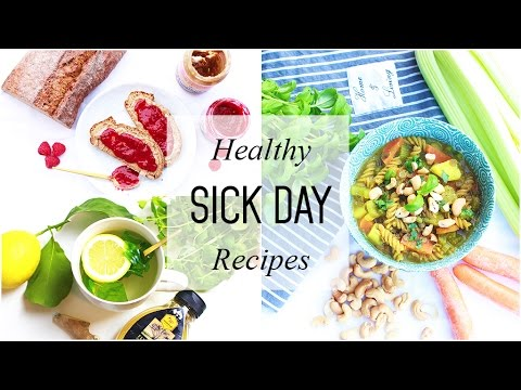 what to eat when you\u0027re sick healthy sick day recipes youtubewhat to eat when you\u0027re sick healthy sick day recipes