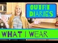 Outfit Diary || What I Wear In A Week || January 2019