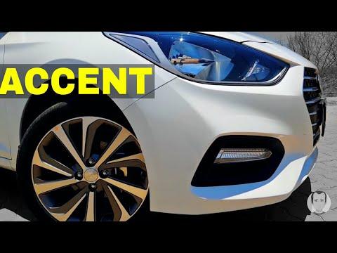 Conoce Hyundai Accent 2018 Auto Compacto Mas Vendido De Hyundai