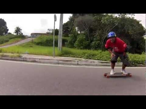 Longboard - Sk8 Manaus Old School [17/02/2013]