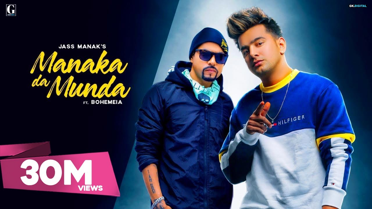 Manaka Da Munda song and Status Download| Jass Manak | Punjabi Status