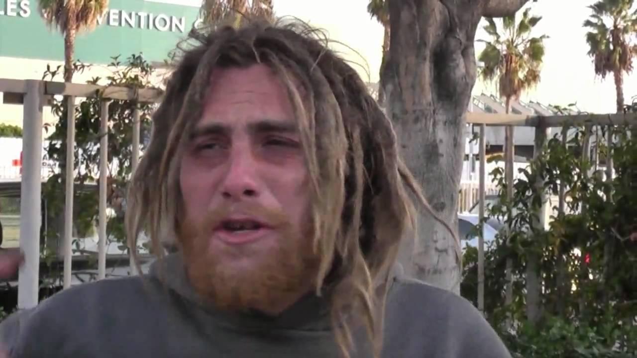 23yr old homeless man - youtube