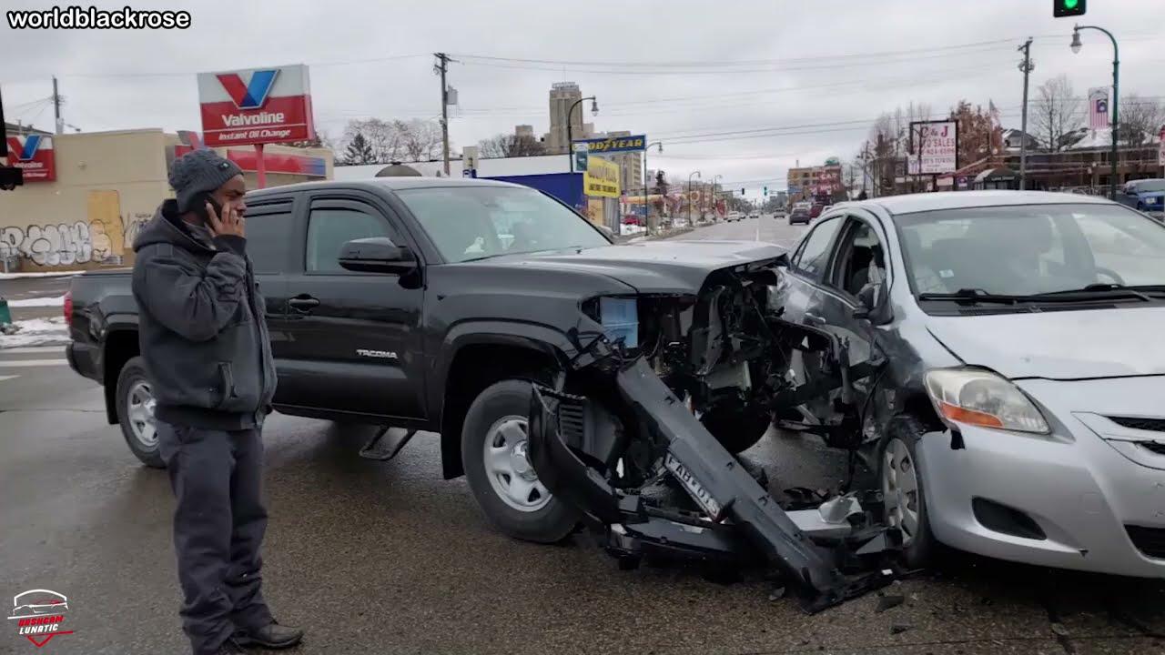 Road Rage, Bad Drivers, Car Crash, Driving Fails, Idiots in Cars USA & Canada 2021 #176